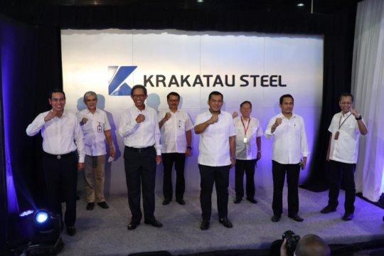 Krakatau Steel luncurkan logo baru
