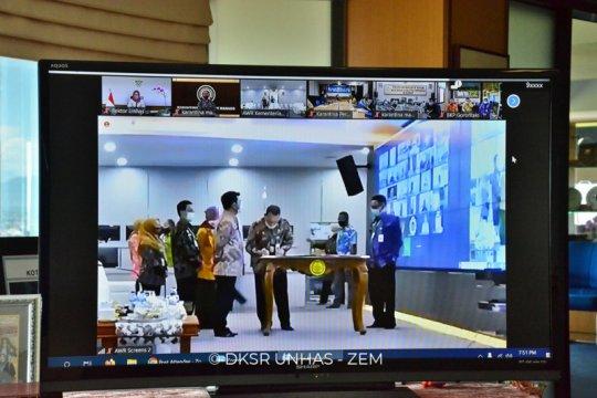 Kementan dan Universitas Hasanuddin kerja sama iptek pertanian