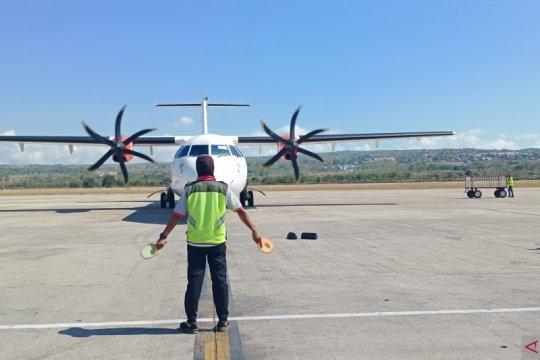 Angin kencang, pesawat Lion Air batal mendarat di Kupang