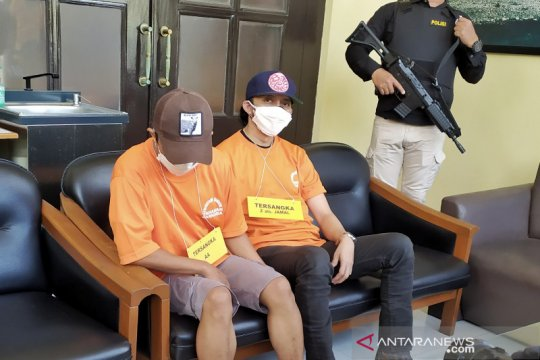 Polrestabes Bandung tangkap Jamal Preman Pensiun terjerat lagi narkoba