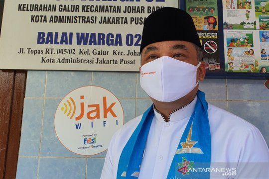 Walkota Jakpus harapkan mahasiswa di Galur ikut kolaborasi  JAK Wifi