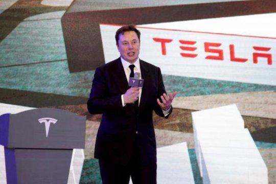 Elon Musk bicarakan vaksin, hingga bertemu CEO VW di Jerman