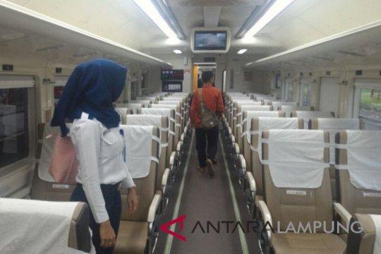 KA Kuala Stabas rute Tanjungkarang-Baturaja beroperasi mulai September