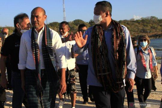 Menteri KKP kunjungan kerja perdana ke NTT