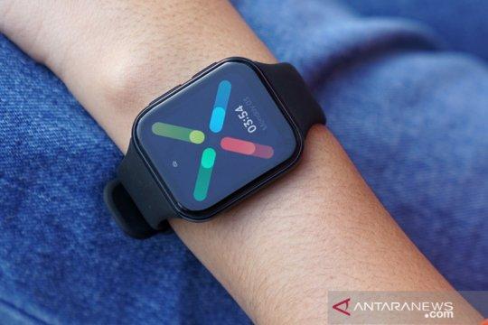 OPPO Watch usung sistem operasi Google Wear OS