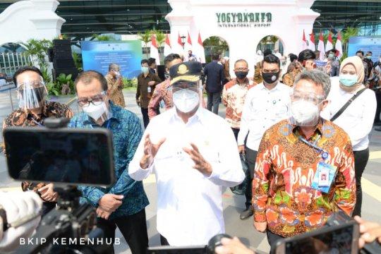 Bandara Yogyakarta diresmikan, Menhub harap tarik minat wisatawan