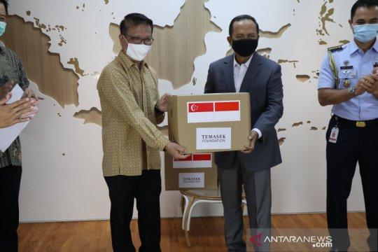 Temasek berikan 4 ventilator dan 2 juta masker untuk Indonesia