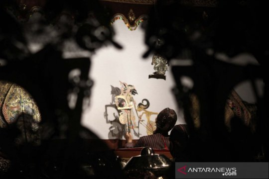 Festival dalang cilik di Yogyakarta