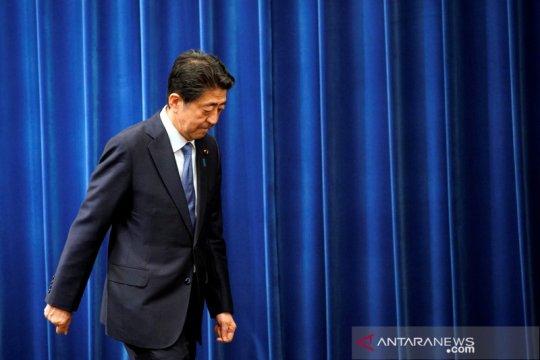 Eks menteri pertahanan Jepang terpopuler sebagai pengganti Shinzo Abe