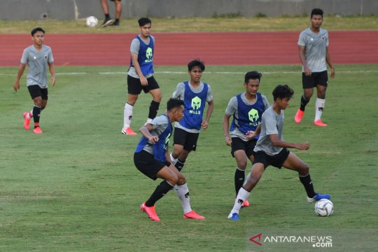 PSSI: Skuad timnas Indonesia U-19 belum aman