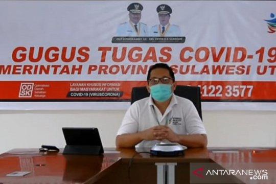 Pasien COVID-19 di Sulut sembuh sebanyak 2.601 orang