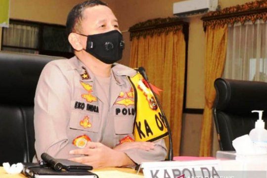 Polda Sumsel deteksi dini potensi konflik pilkada tujuh kabupaten