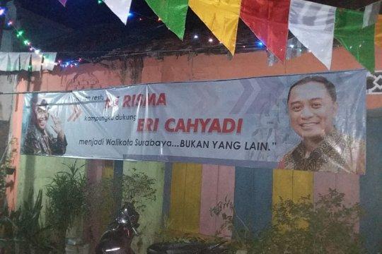 Putra Risma bentuk kampung relawan jelang rekom Cawali Surabaya turun