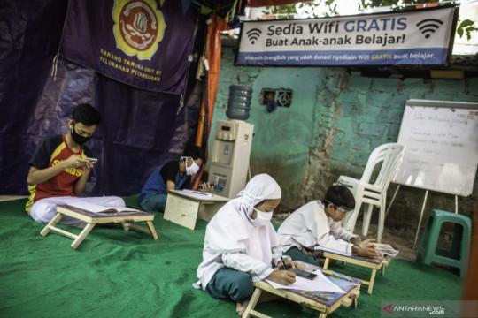 7 dari 10 anak sulit ikuti pembelajaran jarak jauh selama pandemi