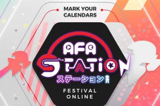 Anime Festival Asia kini digelar secara daring