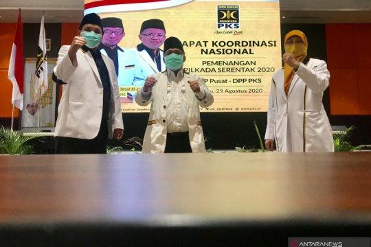 PKS Jatim umumkan 17 pasangan calon kepala daerah