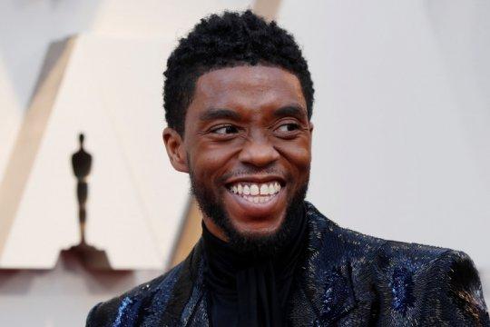 """Aktor Chadwick Boseman """"Black Panther"""" meninggal dunia akibat kanker"""