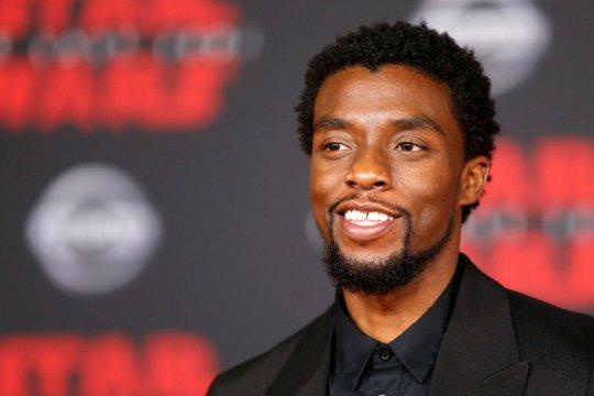 """Chadwick Boseman meninggal, """"Wakanda Forever"""" ramai di Twitter"""
