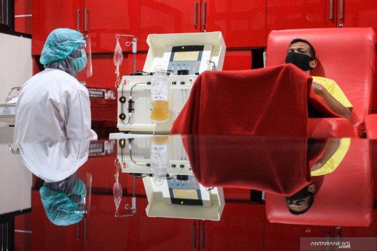 PMI utamakan laki-laki sebagai pendonor plasma konvalesen