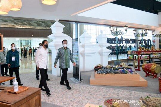 Bupati Kulon Progo: Bandara YIA dorong pertumbuhan ekonomi dua digit