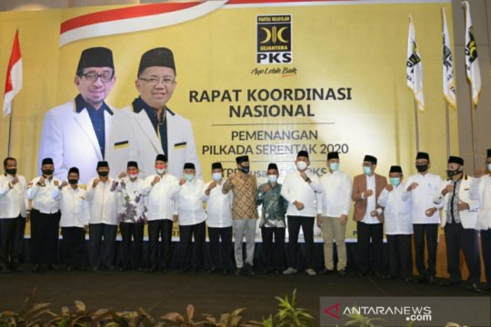 PKS Sumsel usung lima petahana dalam Pilkada Sumsel