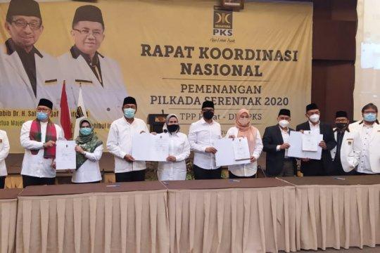 Presiden PKS ajak kader dan bakal calon siapkan diri hadapi pilkada