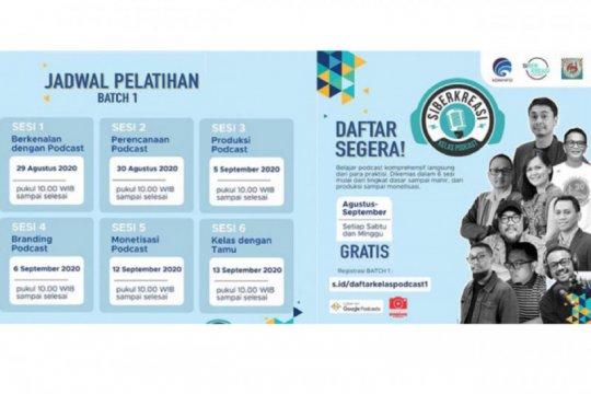 Kominfo akan tambah relawan Gerakan Literasi Digital Siberkreasi