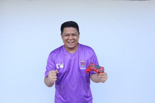 Persita ambil bagian dalam kompetisi esports Football e-League (IFeL)