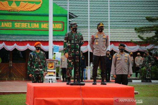 Panglima TNI dan Kapolri pimpin rapat penanganan COVID-19 di Papua