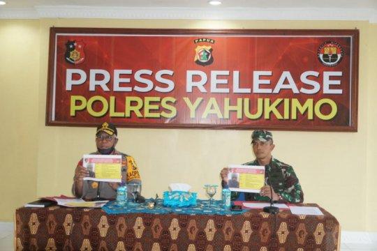 Kapolda Papua sebut AS terduga pelaku pembunuhan staf KPU Yahukimo