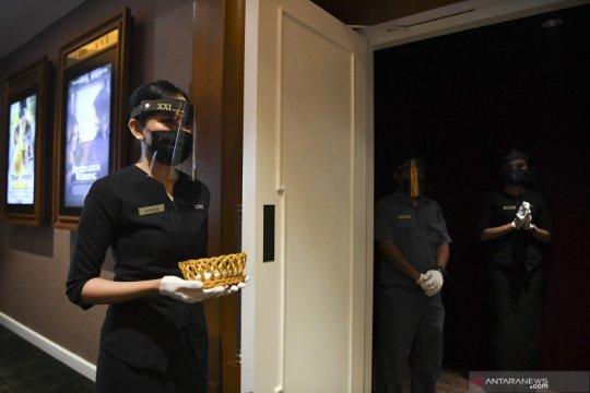 Cegah COVID-19, perhatikan desinfeksi-ventilasi udara bioskop