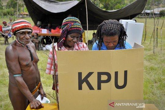 Mewujudkan pilkada serentak yang damai di Papua