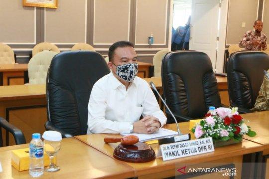 Dasco: SK Kumham belum keluar, tidak benar atas namakan pengurus