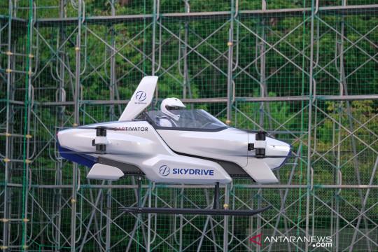SkyDrive Jepang tawarkan layanan taksi terbang pada pameran 2025