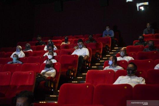 PSBB Jakarta, proses peninjauan bioskop diharap terus berjalan