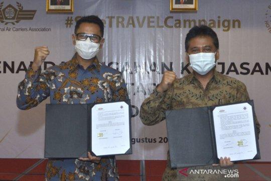PHRI-INACA kerja sama untuk pulihkan sektor pariwisata
