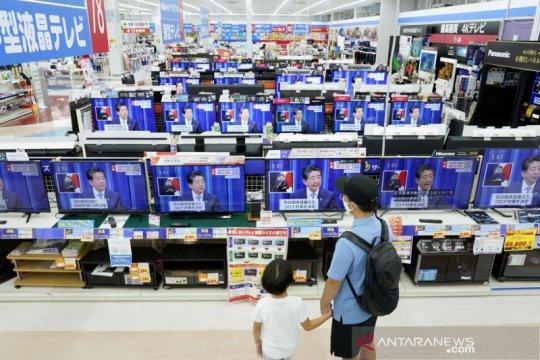 Partai gelar pemilihan penerus Shinzo Abe sekitar 15 September