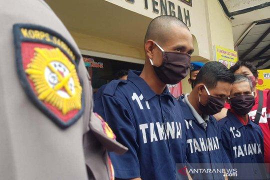 "Polisi tangkap tiga pengeroyok ""Pak Ogah"" di Semarang"