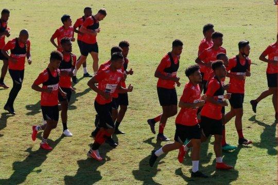 Tiga pemain kunci Persipura Jayapura alami cedera saat latihan