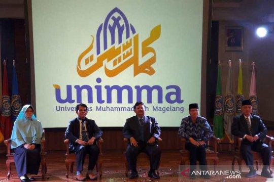 Universitas Muhammadiyah Magelang luncurkan 'brand' baru Unimma