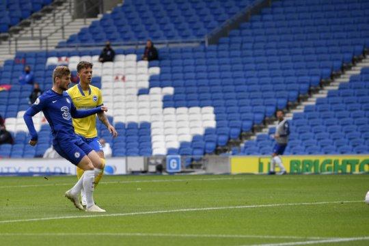 Timo Werner tegaskan dirinya bugar saat lawan Liverpool