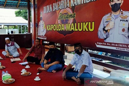 Polda Maluku harapkan pilkada empat kabupaten berjalan aman