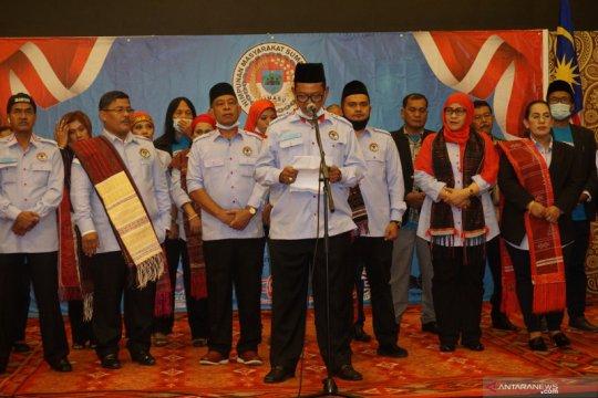Di Malaysia, Himpunan Masyarakat Sumatera Utara resmi dideklarasikan