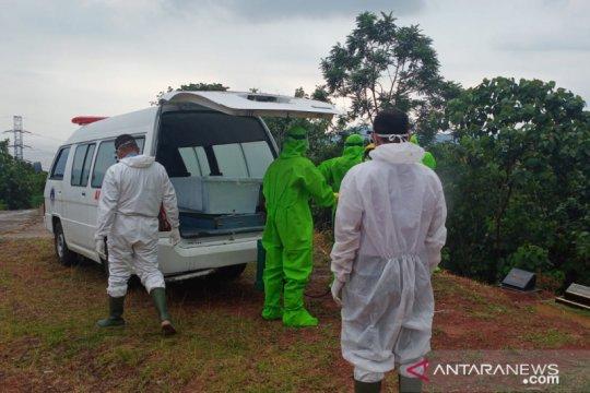 Kasus COVID-19 meningkat, DLH Padang siapkan tim pemakaman jenazah