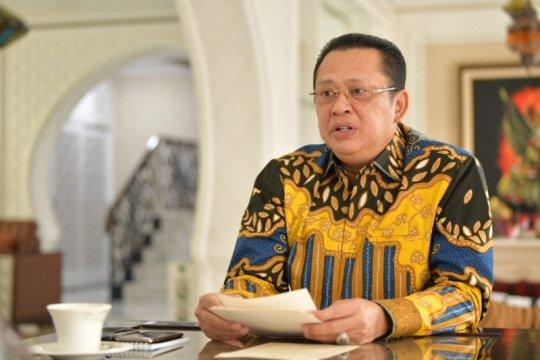 MPR: Satu tahun pemerintahan, sinergi antar-menteri harus ditingkatkan