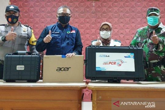 Dapat bantuan PCR, Kabupaten Bogor optimistis penuhi target tes usap