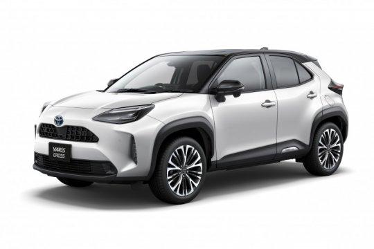 Toyota luncurkan Yaris Cross di Jepang