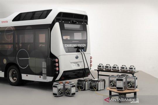 Toyota-Honda mulai uji coba mobil pemasok listrik Moving-e