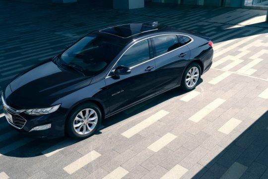 Chevy Malibu Xl China hadir dengan mesin baru dengan harga Rp349 juta