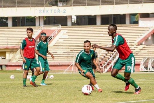 Persebaya Surabaya latihan perdana secara tertutup hadapi Liga 1